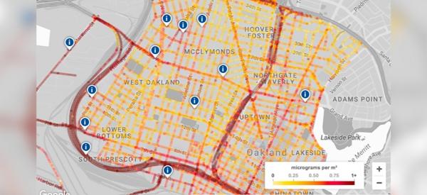Google Maps presto mostrerà anche dati sull'inquinamento