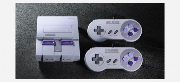 Dopo NES Mini e Megadrive Mini ecco Super Nintendo Classic: uscirà il 29 settembre